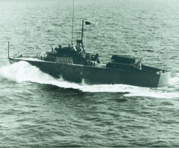 PT w- Packard engine rescue boat- NAS SSI