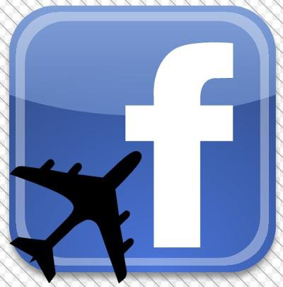 facebook plane icon resize
