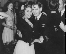 1945 - Officers Club Dance