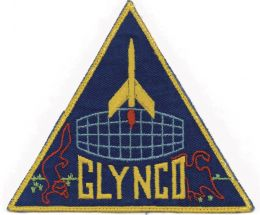 Glynco Rocket Patch