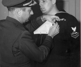 Good Conduct Medal1953