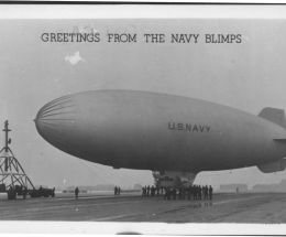 Greetings from Blimps