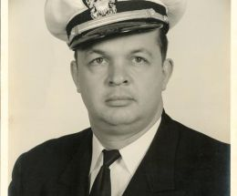 LT CDR Roy A. Norman