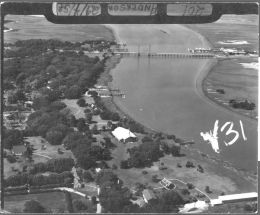 Lanier Bridge 1954