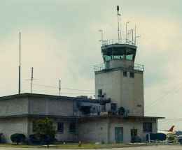 Tower in 1970s